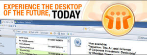 Desktop email client IBM notes