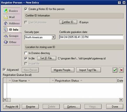 access to data denied error