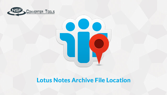 lotus notes data file location
