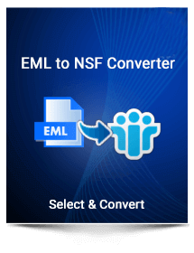EML to NSF Converter