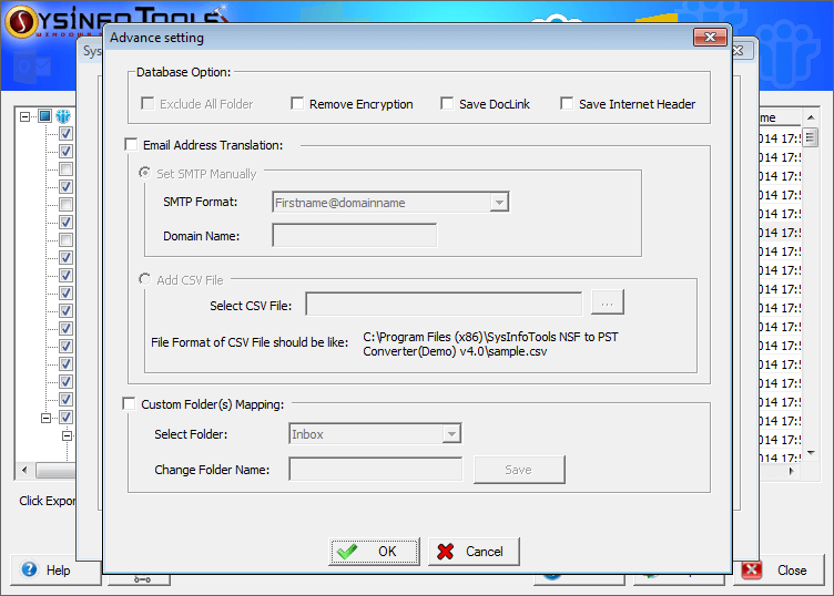 how to open nsf file in outlook