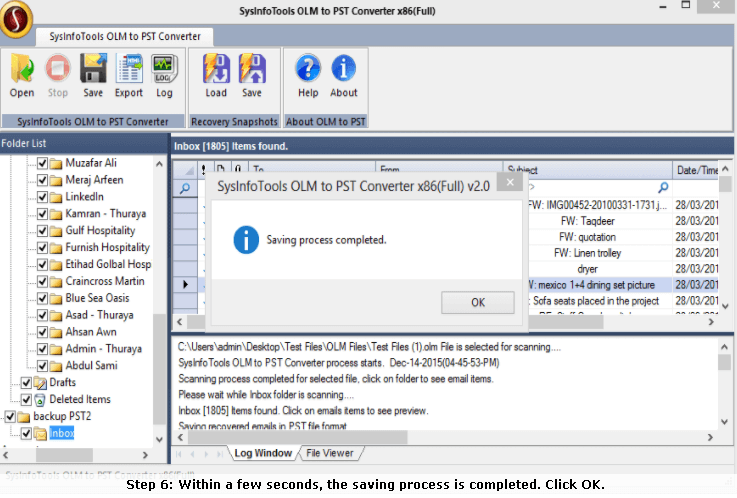 Migrate Mac Outlook to Windows